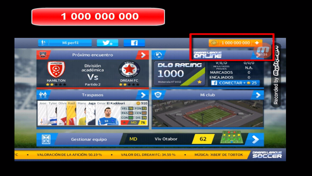 Como conseguir monedas infinitas en dream league soccer