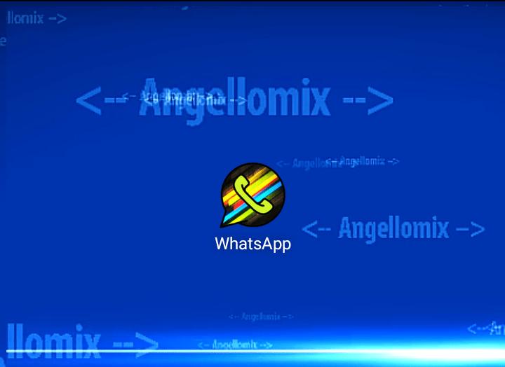 whatsapp angellomix 2020