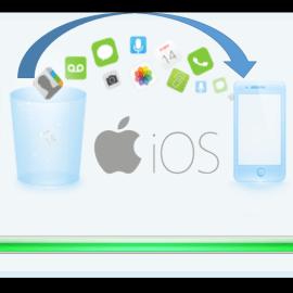 Recuperación de datos perdidos en cualquier iphone o ipad