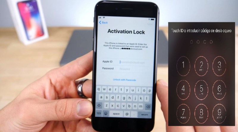 como quitar la contraseña a un iphone 6