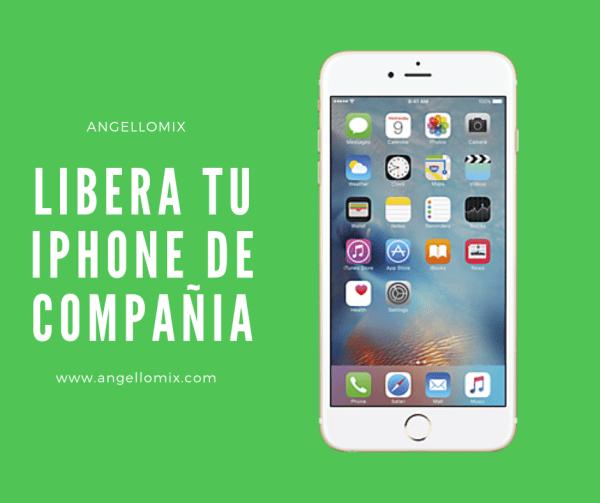 LIBERAR DE COMPAñIA iPhone