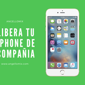 LIBERAR DE COMPAñIA iPhone