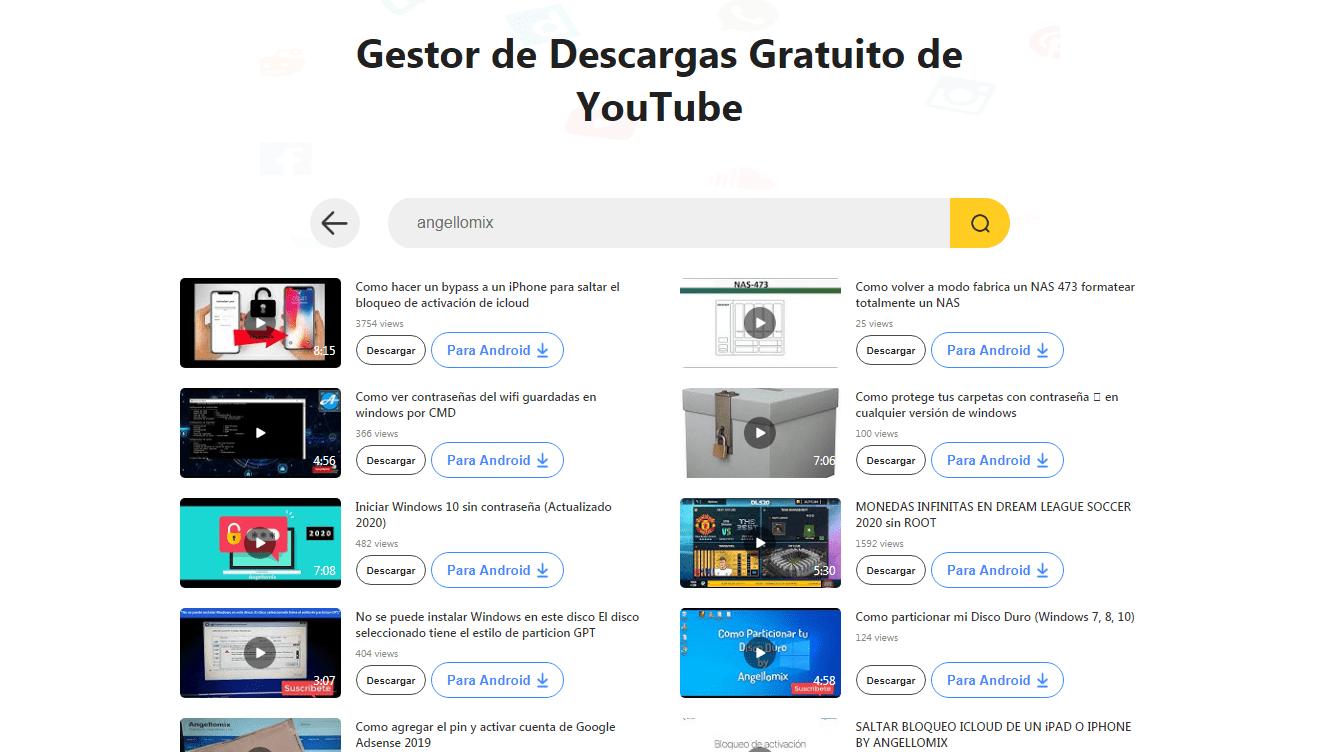 Descargar vídeos de Youtube sin programas y gratis!