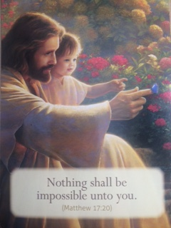 Nothing Shall Be Impossible Unto You. Matthew 17:20