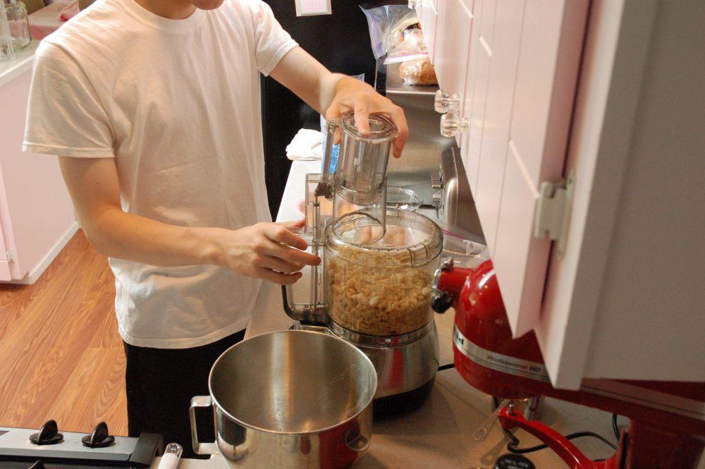 Italian Cookies ~ Pignoli Amaretti (Pine Nut Cookies) (2/5)