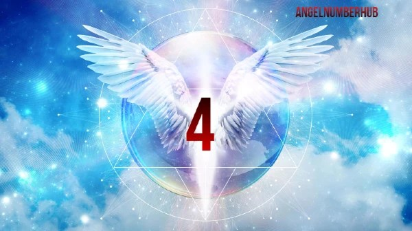 Angel Number 4 Meaning in Hindi