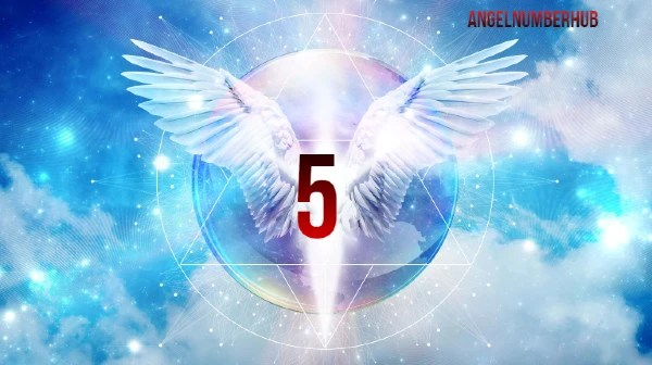 Angel Number 5 Meaning in Hindi
