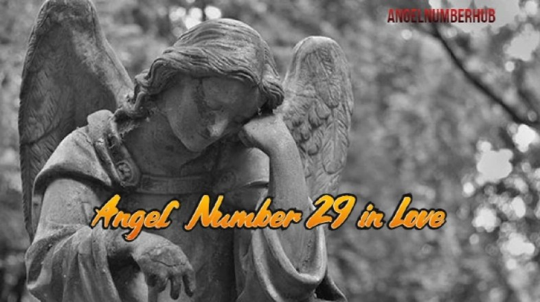 Angel Number 29 in Love