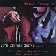 Discografia: 20th Century Guitar – Michael Partington