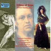 Discografia: Echoes of Goya – William Feasley