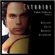 Discografia: Estudios – Fabio Federico