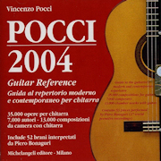 Discografia: Piero Bonaguri – Pocci 2004 Guitar Reference