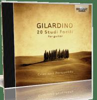 """Presentazione del CD """"Angelo Gilardino 20 Studi Facili"""""""