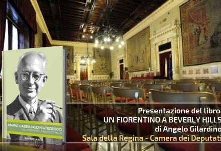 Presentazione della Biografia di Castelnuovo-Tedesco a Montecitorio