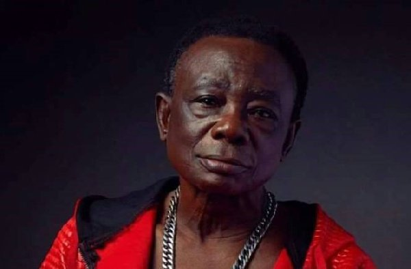 I slept by a refuse dump all night to avoid a robbery – J.A. Adofo reveals