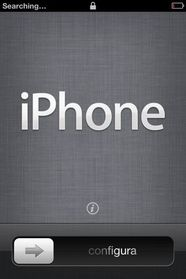 screen activate iPhone