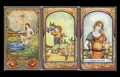 Saturn - You - Jupister Tarot Spread