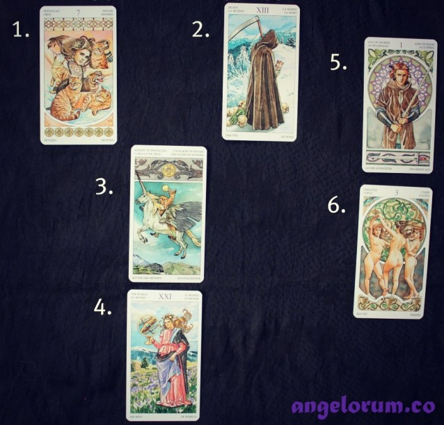 Sorcerers Tarot deck interview