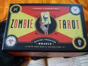 Zombie Tarot box image