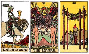 Marriage Tarot Cards image