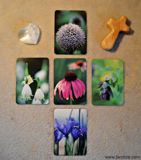 A Return to Innocence Flower Spirit Oracle