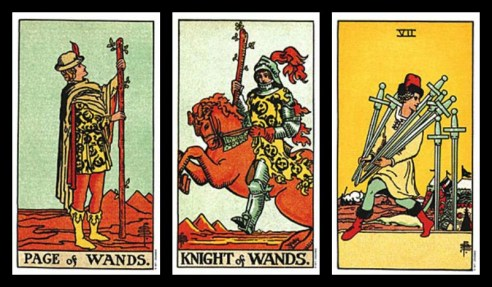excuses for cheating tarot card combinations 8