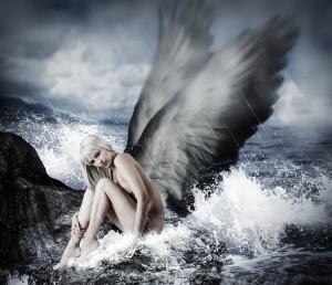 earth angel bleurgh