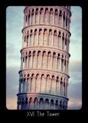 The Tower Frideborg Tarot Digital Version