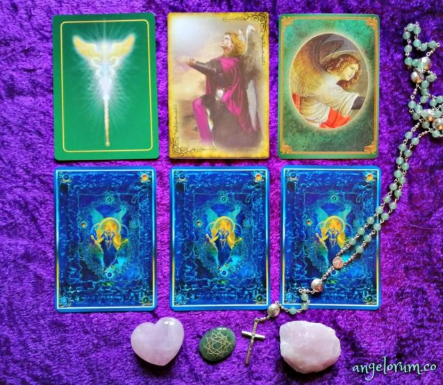 Good Friday Free Tarot and Angel Card Reading