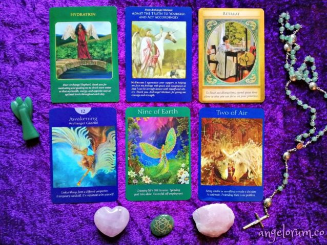 Free Reading Good Friday Tarot and Angel Cards Reveal