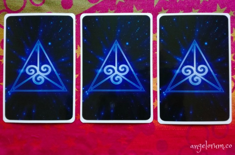 Sirian Starseed card backs August 2017 Tarotscopes