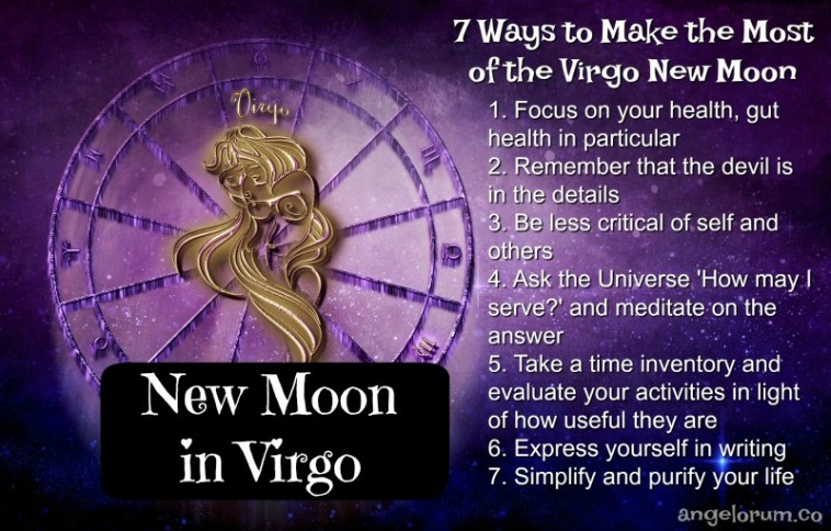 how to harness the power of the new moon in virgo
