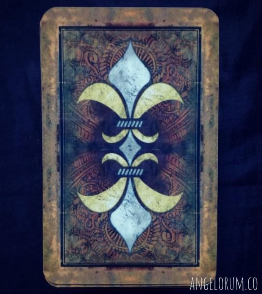 The Illuminati Tarot Card Backs