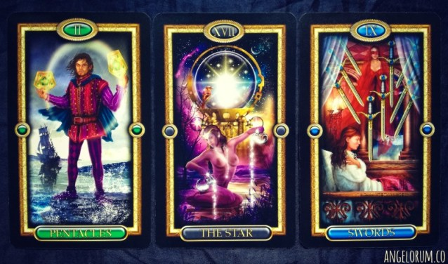 Gilded Tarot Royale Reveal Week Ahead Tarot Messages