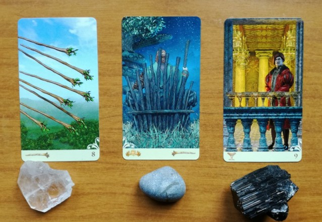 Tarot Messages for the Week Ahead from the Vice Versa Tarot