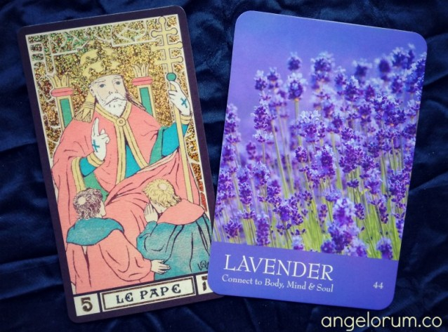 General Oracle and Tarot Card guidance for the week of 8 January 2018