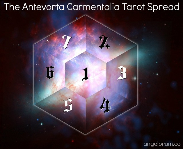 The Antevorta Carmentalia Tarot Spread