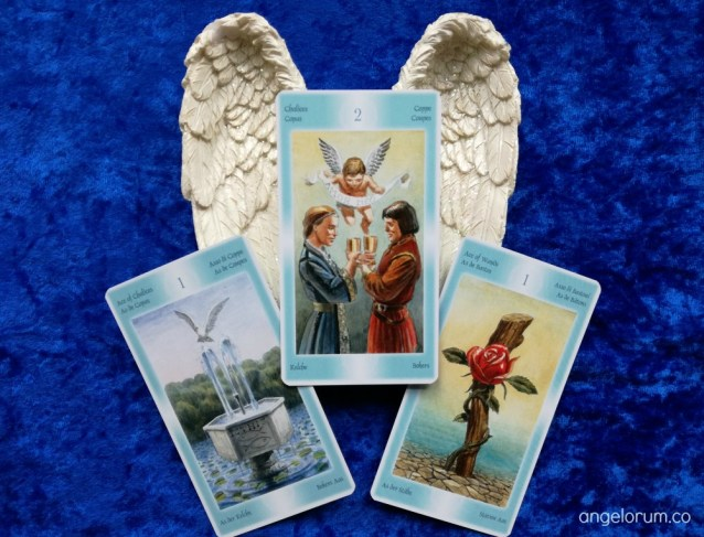 free angels of love guidance tarot readings for valentine's day
