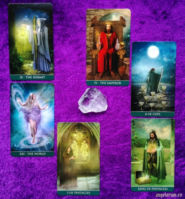 A Life Purpose Tarot Spread for the Aspiring Sage Sample Reading with the Thelema Tarot