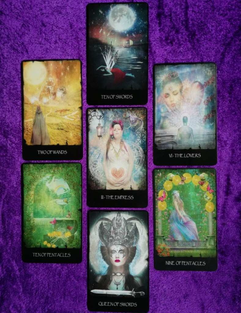 Tarot of Enchanted Dreams Deck Interview