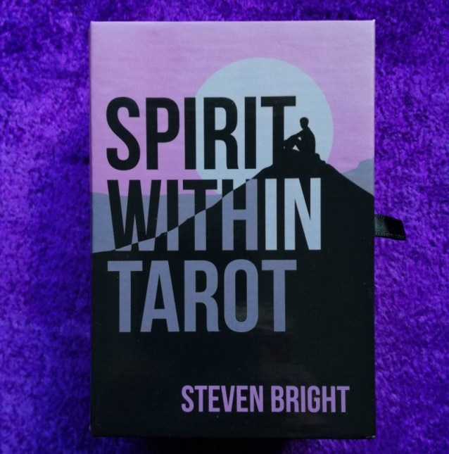 Spirit Within Tarot box Schiffer Publishing Red Feather