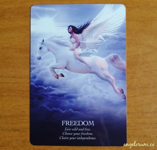Freedom from the Oracle of the Unicorns