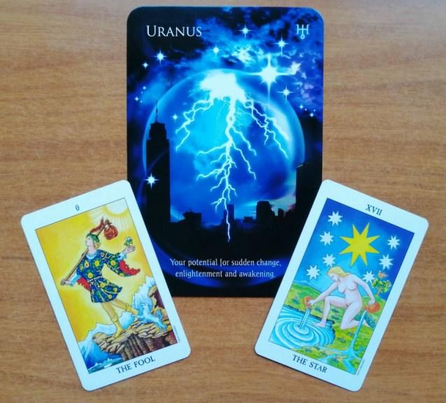 Uranus - Planetary Tarot Correspondences