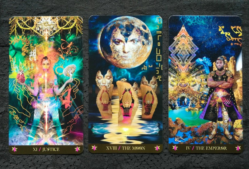 Starman Tarot Week Ahead Messages Reveal