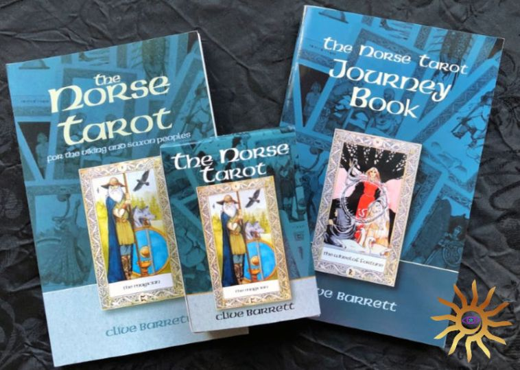 Norse Tarot Deck Review and Interview