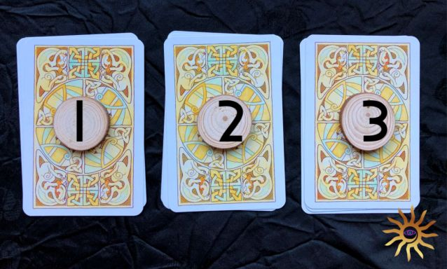 Pick-a-Pile Tarot & Rune Readings for 9-15 March.