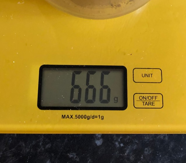 666 kitchen scales prophecy 20 march 2020