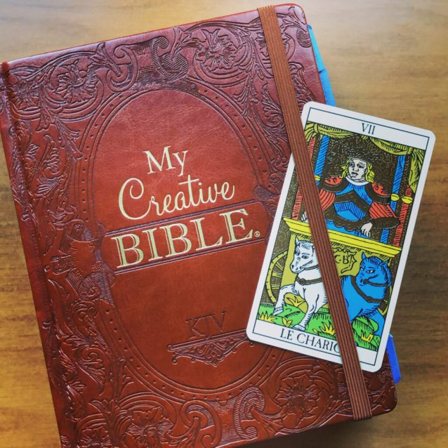 the bible and the tarot