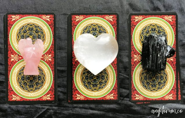 week ahead pick-a-pile tarot readings and angelic guidance