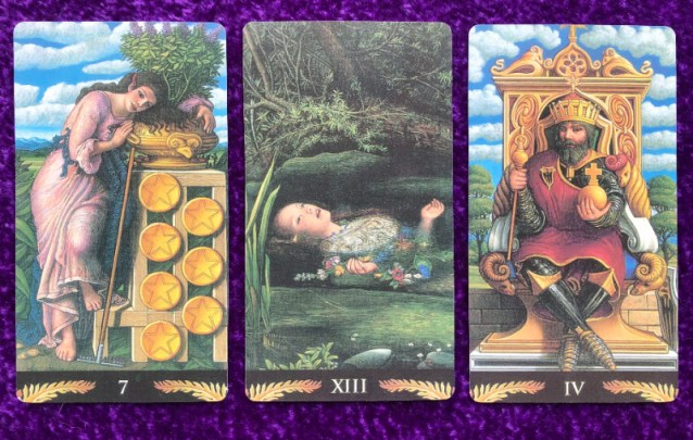 good friday pick a pile tarot readings for the week ahead pile 2